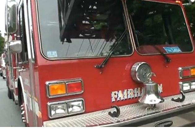 Fairhaven Fire Truck