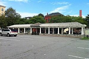 Custom House Square