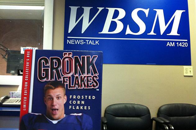 Gronk Flakes
