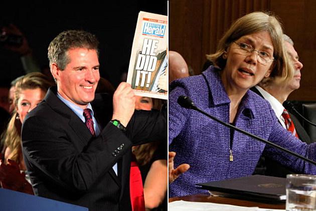 Scott Brown/Elizabeth Warren