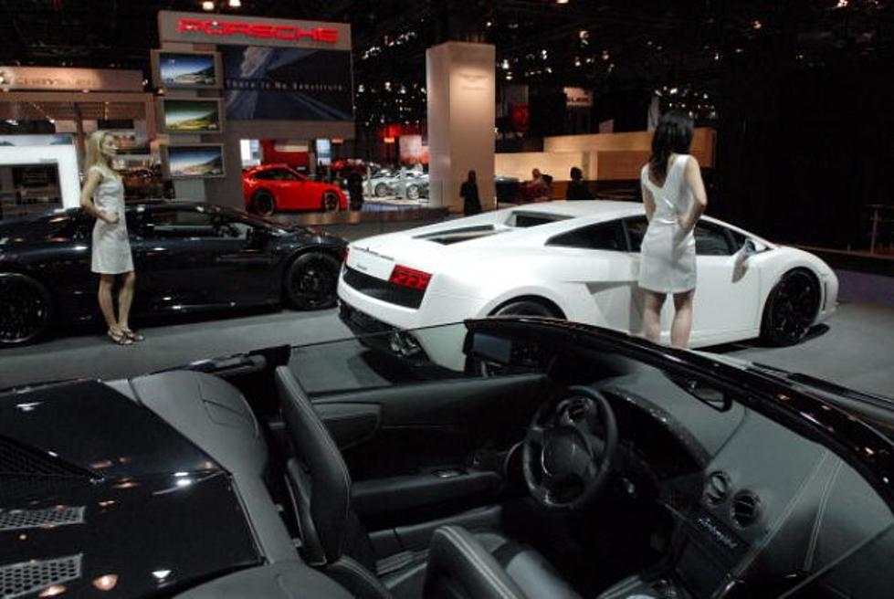 The New England International Auto Show In Boston - New england car show boston