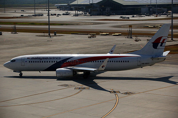 Malaysian Jetliner