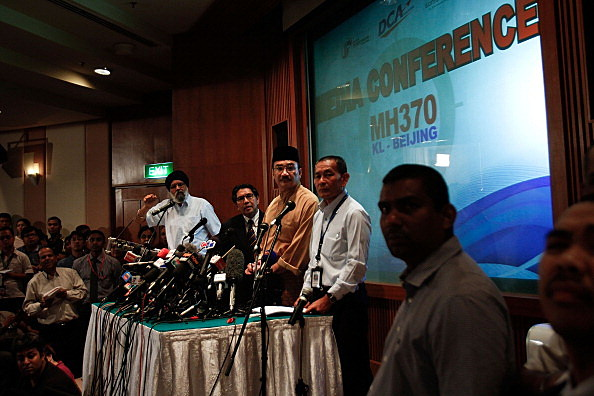 Malaysian Jet conference