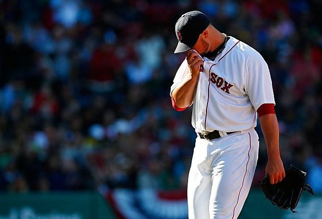 Jon Lester Boston Red Sox