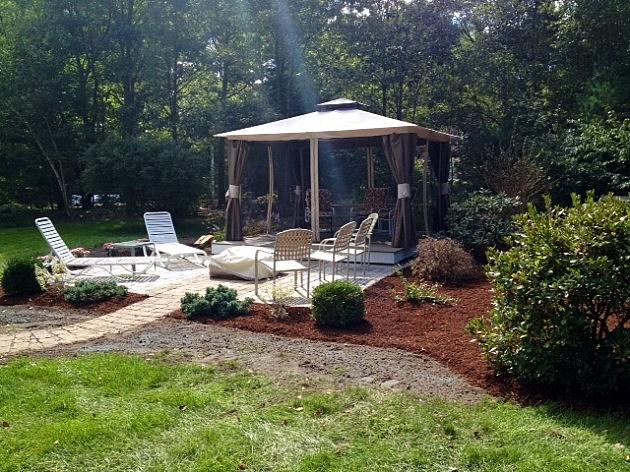 Neal's patio