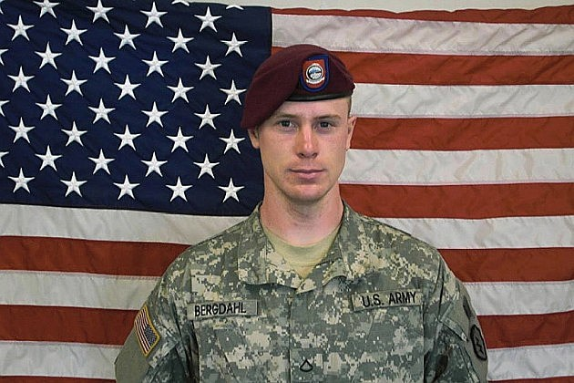 Bergdahl Being Treated At U.S. Military Hospital In Germany