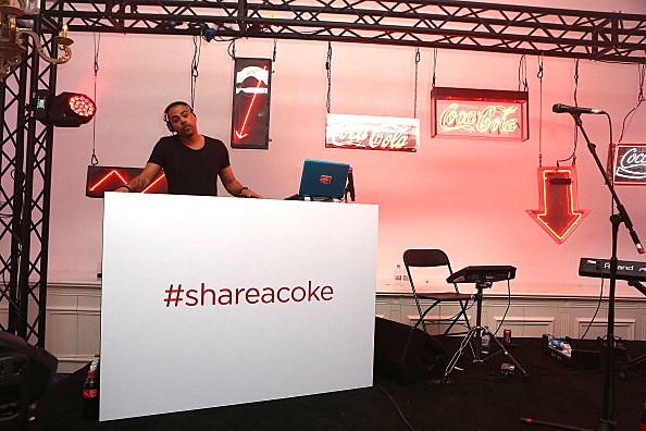 Coca-Cola's Share A Coke Campaign