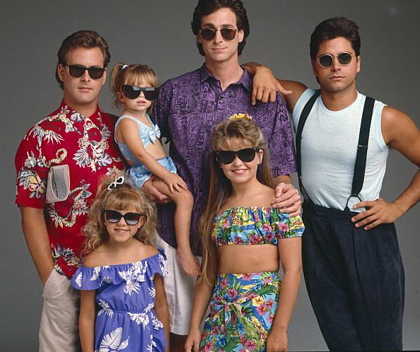 """""""Full House"""" cast"""