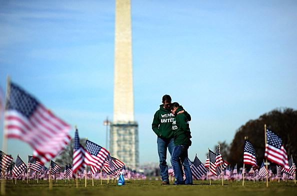 Veterans suicides