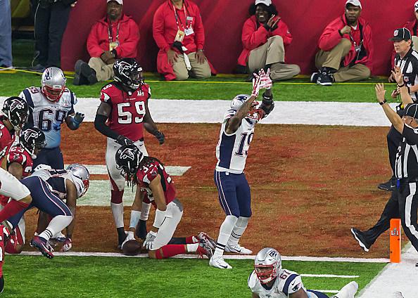 NFL: FEB 05 Super Bowl LI - Falcons v Patriots