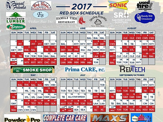 Red Sox 2017