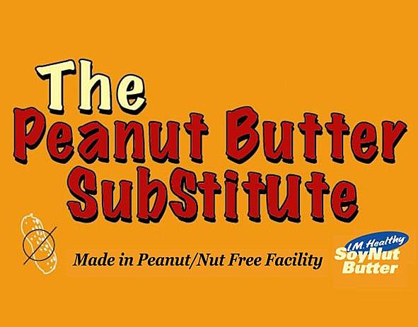 I. M. Healthy SoyNut Butter via Facebook