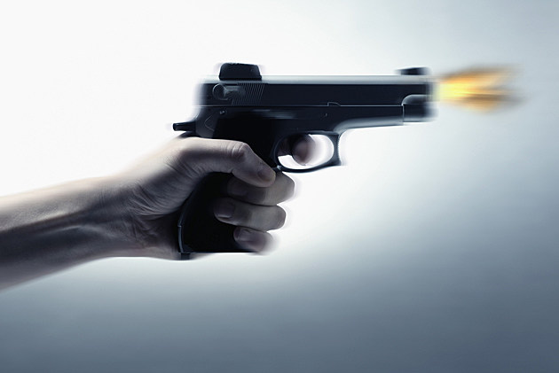 Hand Firing Gun