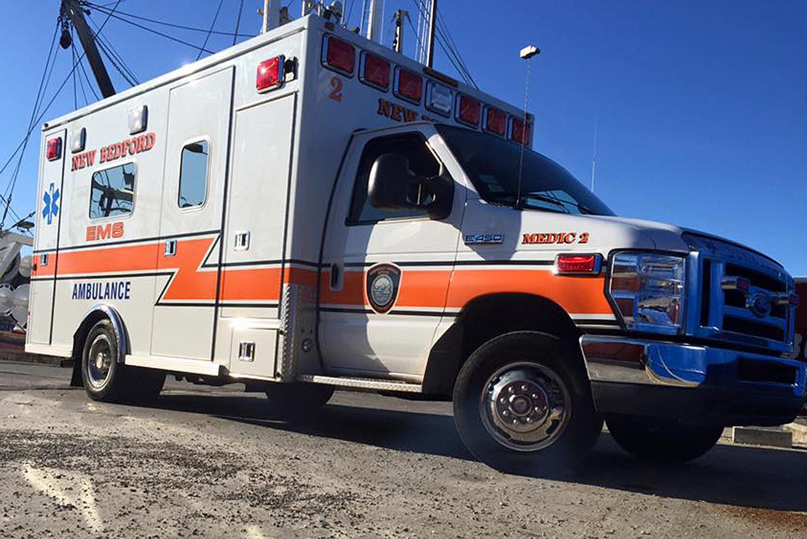 New Bedford EMS/Facebook