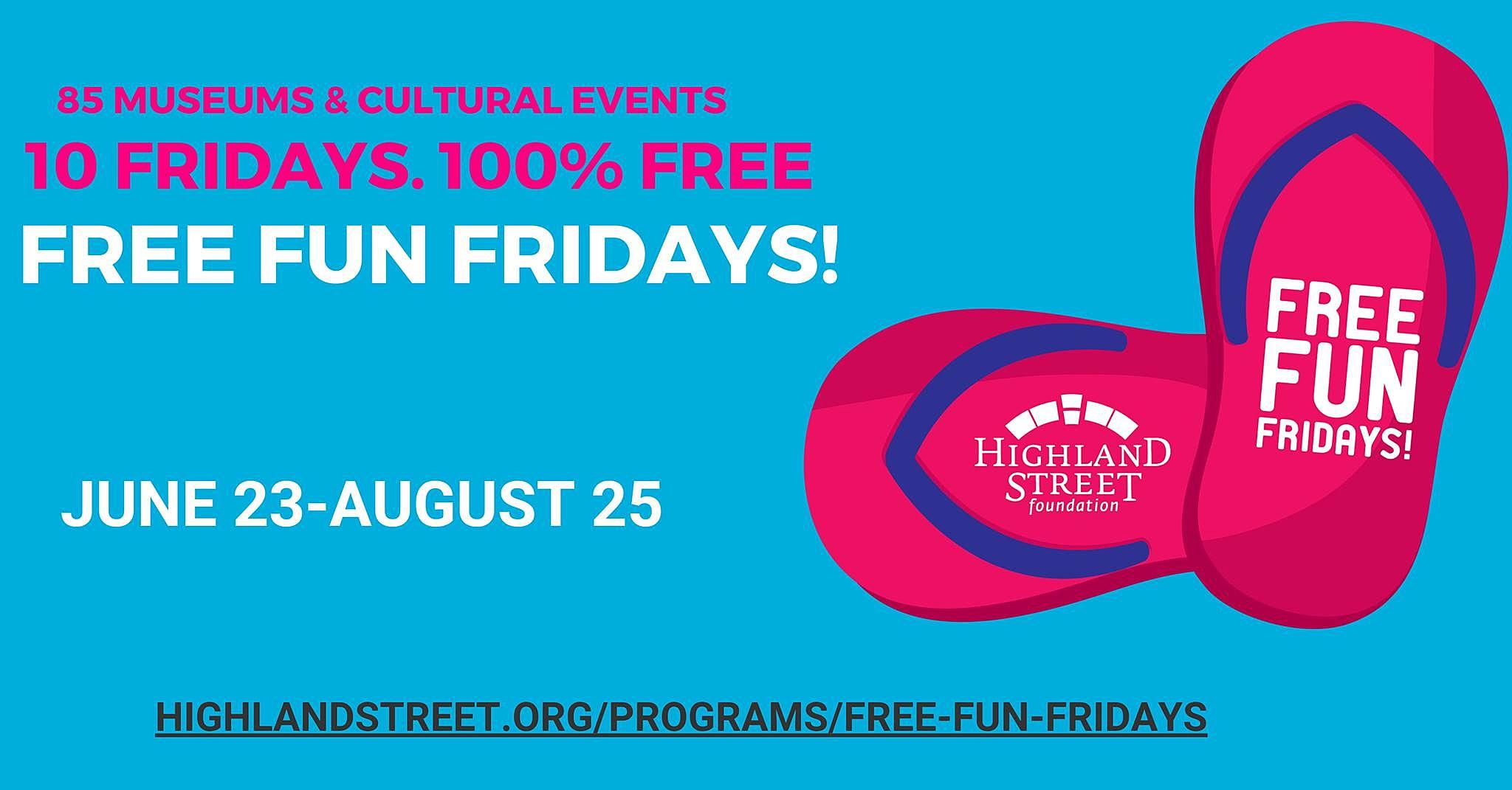 Highland Street Foundation / Facebook