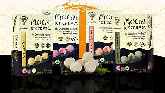 Mikawaya Mochi Ice Cream via Facebook