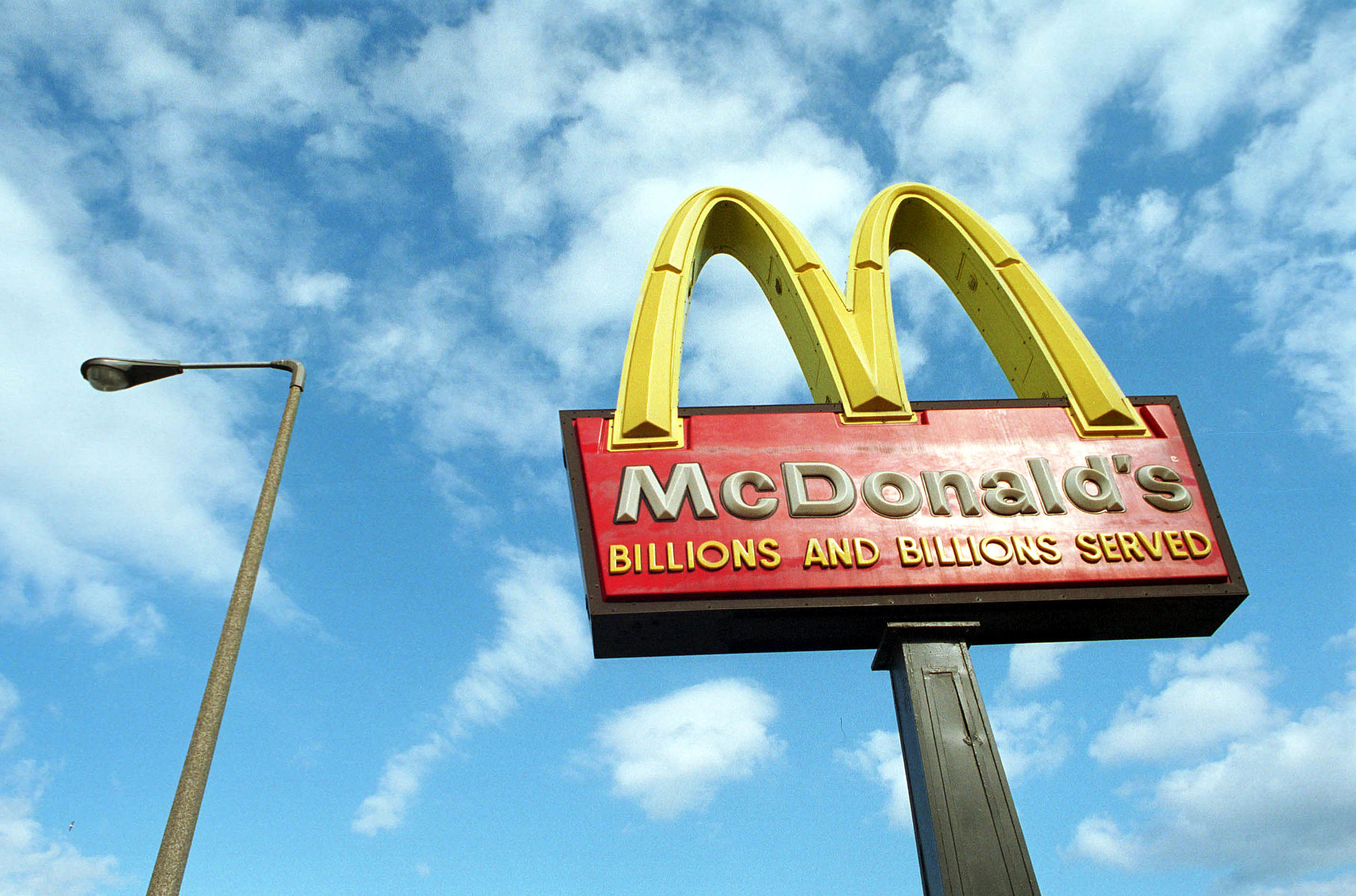 McDonald's Earnings Fall Over Mad Cow Scare