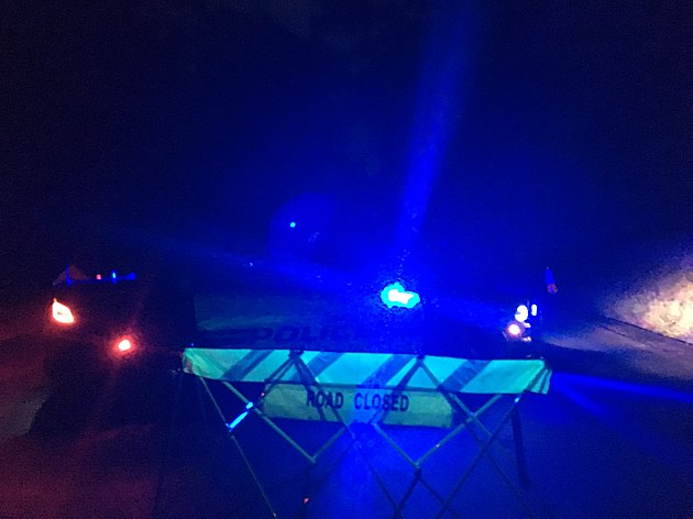Rochester Police have closed off all entrances to Braley Hill Road in Rochester.
